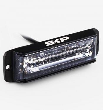 Estrobo Interxeptor de led marca SKP de 6 leds