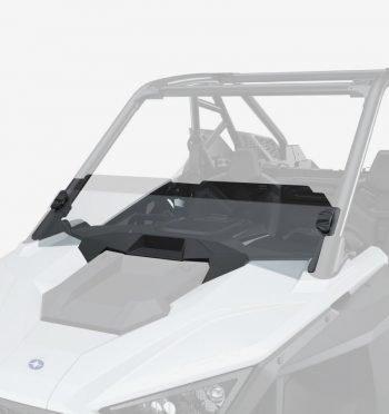 Medio parabrisas polaris RZR Pro
